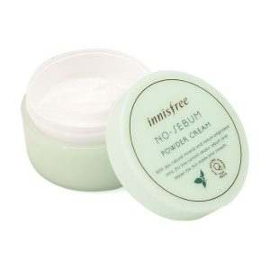 Kem Dưỡng Innisfree No Sebum Powder Cream