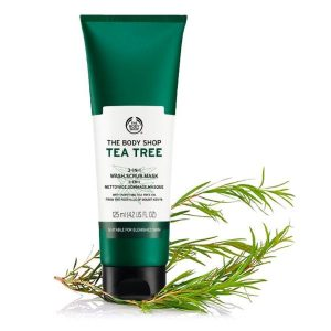 Sữa Rửa Mặt The Body Shop 3 In 1 Tea Tree 125ml